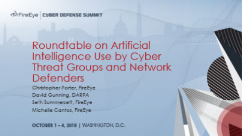 Roundtable on Artificial Intelligence Use by Cyber Threat Groups and Network Defenders