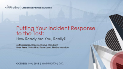Putting Your Incident Response Plan to the Test: How Ready Are You, Really?