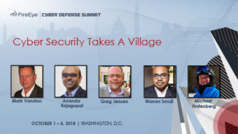 Cyber Security Takes A Village: Achieving Best-in-Class Security Through Innovative Partnerships