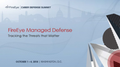 Finding the Threats that Matter with Managed Defense